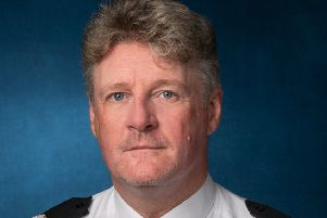 Assistant chief constable Nick May  Picture: Sussex Police