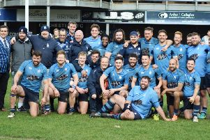 Chichester RFC's end of season team picture / by Michael Clayden