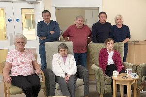 Elderly people living at White Wings House sheltered housing have told of their fury after council bosses decided to put a polling station in their common room.  ''Picture: Hope McKellar