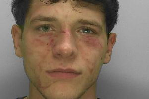Mark Brazil is wanted by police in connection with a string of serious offences