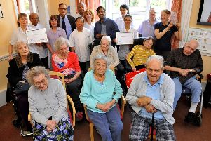 Oak Lodge in Burgess Hill has won more awards for its care. Photo by Steve Robards