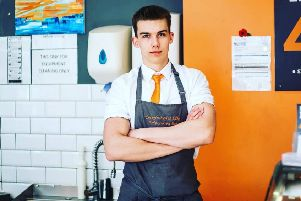 Lorenzo Collett  has been shortlisted for the MFS Young Fishmongers Award