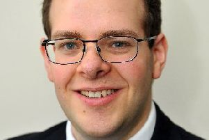 Jonathan Ash-Edwards, new leader of Mid Sussex District Council