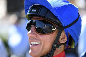 Frankie Dettori has now won 200 races at Goodwood / Picture by Malcolm Wells