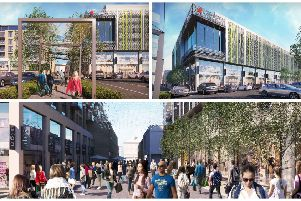 What the Martlets redevelopment will look like (photo from New River Retail's website).