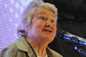 Dame Patricia Routledge is the festival patron and will be appearing at this year's festival