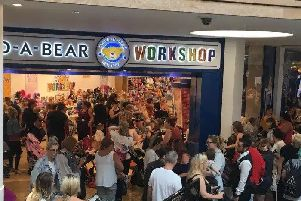 Build-a-Bear Workshop is bringing back its Pay Your age Day event