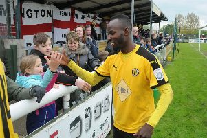 Ahmed Obeng is saying goodbye to Brakes.