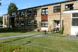 Manor Court Burgess Hill. Pic Steve Robards SR1517818 SUS-151108-144225001