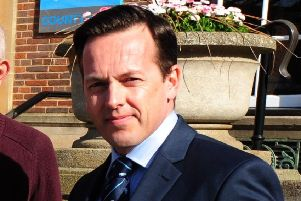 Nathan Elvery, West Sussex County Council chief executive