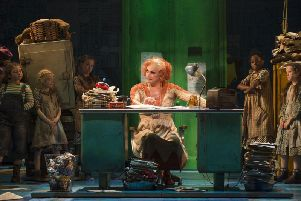 Craig Revel Horwood as Miss Hannigan