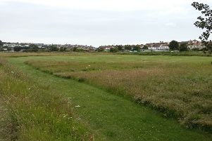 Site of proposed new housing off Bexhill Road. SUS-190907-095410001