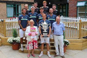 The Suffolk team will be looking to defend their title