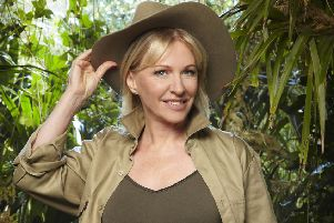 JPNS-09-11-12-030 Nadine Dorries MP''THIS IMAGE IS STRICTLY EMBARGOED FOR USE UNTIL 14.30 ON WEDNESDAY 7TH NOVEMBER''AN ITV STUDIOS PRODUCTION''I'M A CELEBRITY�GET ME OUT OF HERE! coming soon to ITV1 and ITV2 ''Picture Shows: NADINE DORRIES'Picture Caption: I'm A Celebrity Get Me Out Of Here! is back which can mean only one thing the time has come for a brand new cast of celebrities to head down under and battle it out in TV's toughest challenge.''''And remember - I'm A Celebrity...Get Me Out Of Here Now! is back every night on ITV2 after the ITV1 show.''Source: Digital''Photographer: Nicky Johnston''Picture Publicist: Shane Chapman on shane.chapman@itv.com '0207 157 3043''For all High definition grabs during transmission please contact cmchugh@rexfeatures.com 0207 278 2794''�ITV ENGPPP00120120811124123