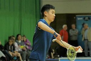 A busy season ahead for Alpha and Ireland star, Matthew Cheung