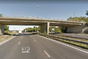 A23 Picture via Google Streetview