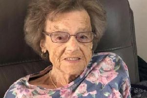 Betty Munroe died shortly after her home was ransacked.