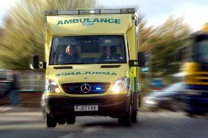 The ambulance service was called to the address but unable to save Andrew Piggins