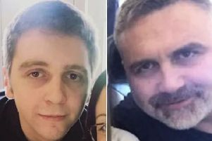 Daniel and Liam Poole have been missing for six months. 'Picture: Sussex Police