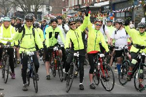 Haywards Heath Bike Ride