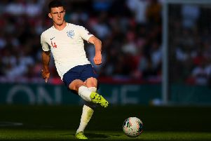 Declan Rice is wanted by Manchester United