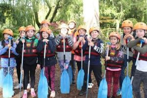 The first Young Carers residential outing was held during October 2019 for 12 Young Carers. ''Burgess Hill Youth sent one volunteer ' the Chairperson, Jackie Cooper who led the event. ''Jennifer O'Grady from Burgess Hill Town Council supported the event, with the Town Council agreeing to support the Saturday day time session, and spent the remainder of the weekend as a volunteer. SUS-191110-143041001