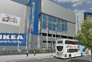 IKEA in Coventry. Photo by Google Street View