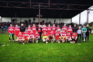 Derry hurlers maintained their perfect start to the year with victory over Warwickshire.
