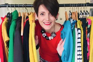 Personal style consultant JB Savvy will be on hand at the 'SAS Sort and Swap' clothes event.