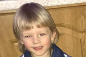 The three year-old child went missing from Cookstown. (Photo: P.S.N.I.)