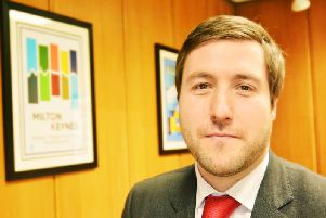 Council leader Pete Marland