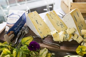 Some of Fivemiletown's 'Ballyblue' brie, found in supermarkets across NI. From now on, Fivemiletown goats' cheese will still be produced - but not in Fivemiletown