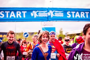 Thousands of runners took to the streets of Milton Keynes for the marathon weekend. Can you spot yourself in any of these photos?