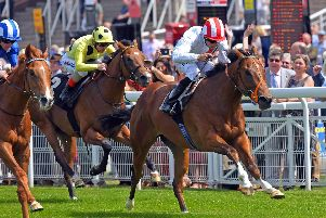 Visitors to Goodwood's May Festival enjoyed a heady mixture of flat racing and food / Picture by Malcolm Wells