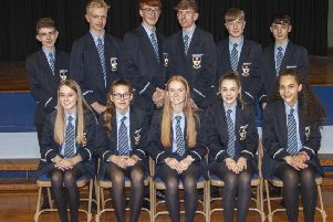 Cookstown High School Ulster qualifiers