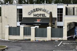 Three teenagers died after reports of a crush at a St Patrick's Day party at Greenvale Hotel in Cookstown.'Photo: Colm Lenaghan/Pacemaker
