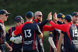 The Northern Knights were left kicking their heels at last weekend's T20 festival
