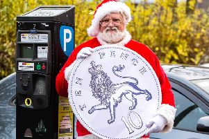 Santa has come early to Dungannon and Magherafelt! From Saturday, November 23, to Saturday, January 4, parking in all Council owned off-street car parks in both towns will be reduced to 10p for the first three hours.