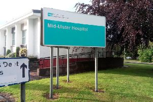 Dal Doc is moving to Mid Ulster Hospital next month.