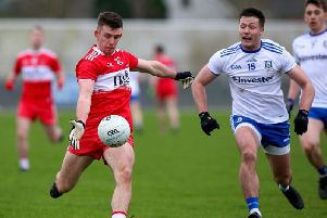Shea Downey comes back into contention as Derry travel to Down in Division Three