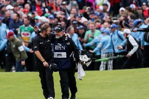 Shane Lowry won The Open at Royal Portrush in 2019