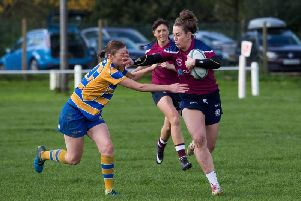 Bletchley Ladies held off competition to claim the league title