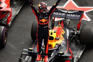 Max Verstappen wins in Mexico