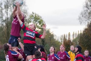 Bletchley claim the lineout
