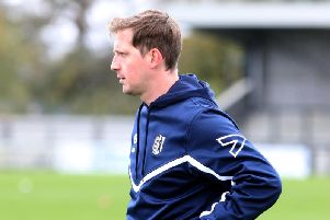 Corby Town manager Steve Kinniburgh made a number of changes as his team were knocked out of the NFA Hillier Senior Cup