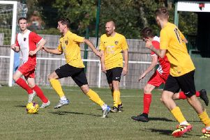 Harborough Town host Oadby Town on Boxing Day