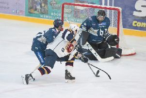 MK Lightning vs Guildford Flames | Pic: Tony Sargent