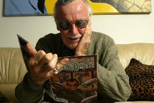 Individually hand-signed by Stan Lee before his passing, each piece of artwork features one of Marvels iconic characters: The Amazing Spider-Man, Captain America, The Incredible Hulk, The Invincible Ironman, Thor and Wolverine.