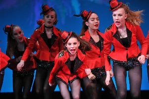 Students from Stagecoach Performing Arts School Banbury took to the stage in London's West End for a national event NNL-181004-143056001