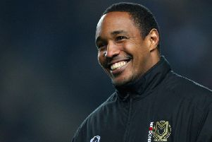 Paul Ince had two spells as MK Dons boss